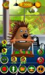 Talking Hedgehog Free screenshot 6/6