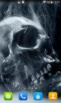 Skull Wallpaper HD background screenshot 3/3