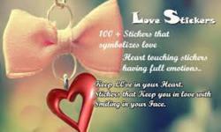 Love stickers wallpaper pics screenshot 4/4