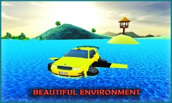 Flying Submarine Racing Car screenshot 2/3