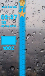 Rain Drops Zipper Lock Screen Best screenshot 6/6