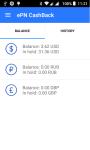 ePN Cashback screenshot 2/3