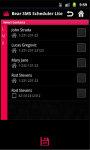 Bear SMS Scheduler Lite screenshot 5/5