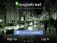 Mojostreet screenshot 1/6