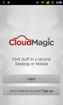 CloudMagic screenshot 1/6