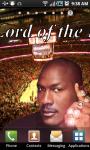 Michael Jordan Live Wallpaper screenshot 2/3