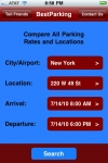 Best Parking - Compare Prices, Rates, Spots, and Locations for City and Airport Garages and Lots screenshot 1/1