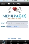 MenuPages screenshot 1/1