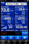 SKI TRACKS - GPS TRACK RECORDER screenshot 1/1