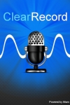 ClearRecord Lite - Noise Free Recorder with Play Speed Control screenshot 1/1