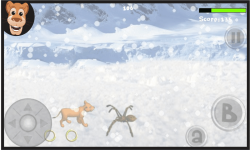 Baluu Jungle Adventure screenshot 2/4