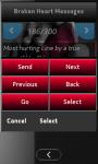 Broken Heart SMS Messages screenshot 2/5