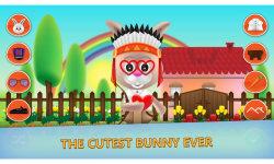 Bunny Dress up - Pet Rabbit Game screenshot 1/5