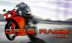 Drag Race Bike 240x320 FT screenshot 1/5