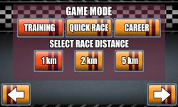 Drag Race Bike 240x320 FT screenshot 3/5
