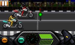 Drag Race Bike 240x320 FT screenshot 4/5