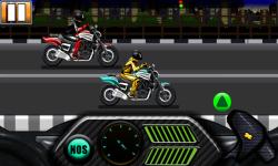 Drag Race Bike 240x320 FT screenshot 5/5