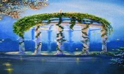 Water Garden Live Wallpaper screenshot 2/3