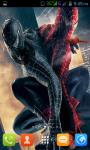 SpiderMan Live Wallpaper Best screenshot 1/5