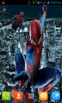 SpiderMan Live Wallpaper Best screenshot 4/5