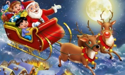 Christmas Wallpapers of Santa Claus screenshot 1/6