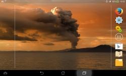 Erupting Volcanoes Live screenshot 1/6