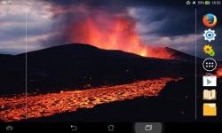 Erupting Volcanoes Live screenshot 3/6