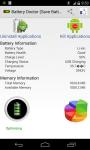 Battery Doctor N Saver screenshot 2/5