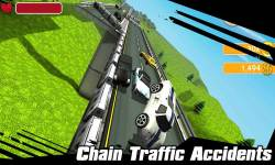 Traffic Crash - Highway Racer screenshot 3/6
