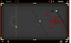 Ultimate Billiards screenshot 2/4