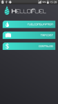 HelloFuel fuel and service log screenshot 1/3