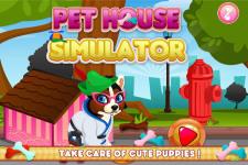 Pet House Simulator screenshot 1/4