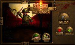 Zombie vs Gunman screenshot 1/2