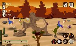 Desert Hunter - Crazy safari screenshot 3/6