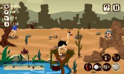 Desert Hunter - Crazy safari screenshot 4/6