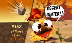 Desert Hunter - Crazy safari screenshot 5/6