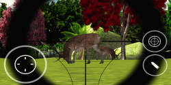 Deer Jungle Hunting 2016 screenshot 3/6