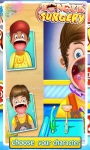 Tongue Surgery Kids Game screenshot 2/3