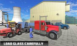 Transport Truck Driver: Glass screenshot 2/4