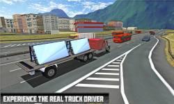 Transport Truck Driver: Glass screenshot 4/4