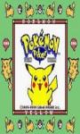 Pokemon Yellow pikachu new screenshot 1/6