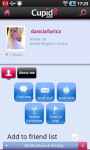 Cupid-Dating for singles screenshot 4/5