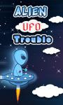 AlienUFO Trouble screenshot 1/4