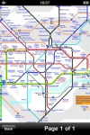 London City Maps Lite - Download (Tube) Underground, Bus and Train Maps. screenshot 1/1