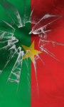 Burkina Faso flag Free screenshot 1/5