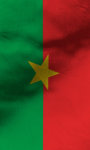 Burkina Faso flag Free screenshot 3/5