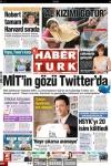 Gazete Haberturk screenshot 1/1