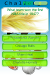 Fun Sport Trivia and Quiz NBA NHL MLB NCAA screenshot 3/3