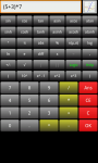 Scientific Calculator Dx Gfx screenshot 1/4