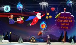 Run Santa Run - Christmas Games screenshot 3/5